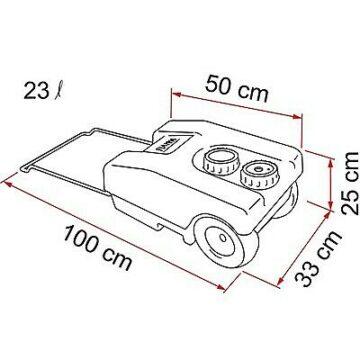 Roll Tank 23 F